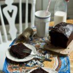 Podwójnie czekoladowe ciasto cukiniowe