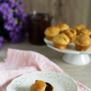Mini muffinki z mąki kukurydzianej (bezglutenowe)