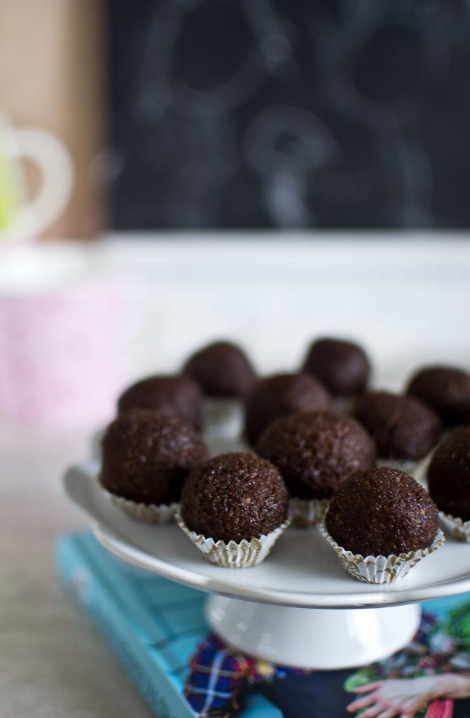 trufle migdalowo-czekoladowe
