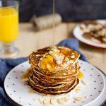 Pancakes (zdrowsza wersja)