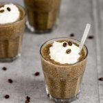 Deser kawowy z chia