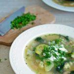 Letnia zupa