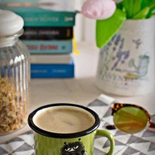 Kawa z olejem kokosowym