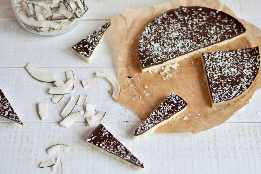 czekolada kokosowa