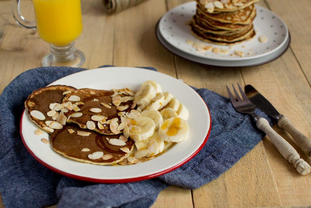 zdrowe pancakes