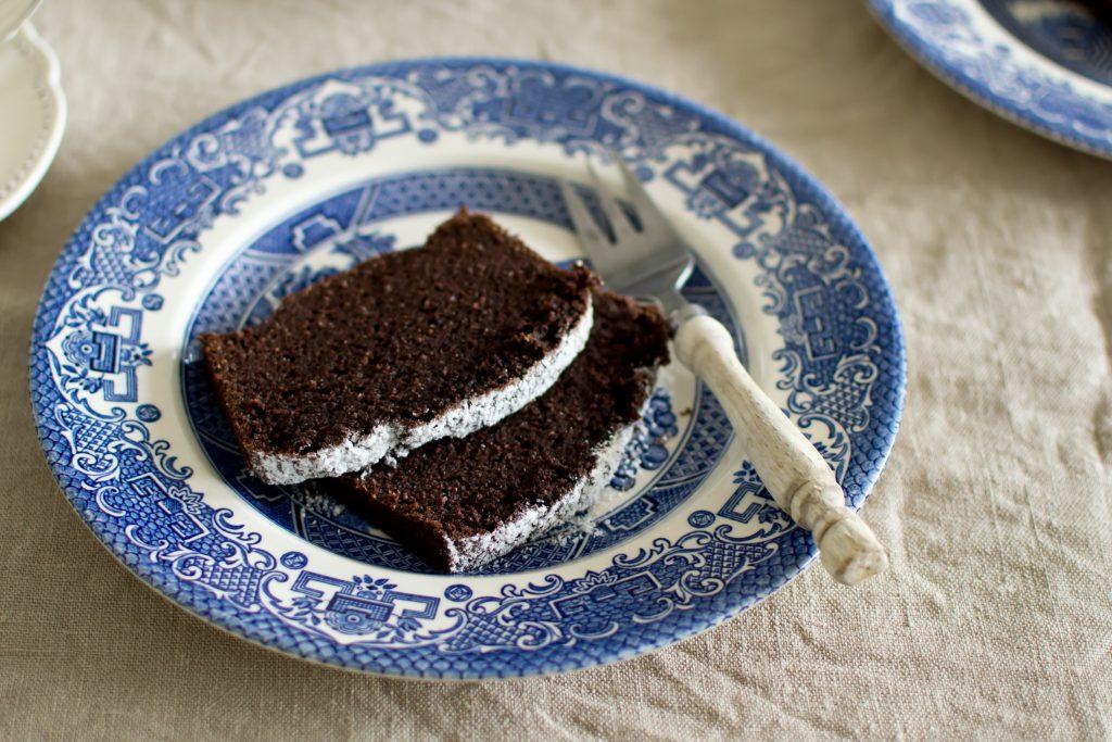 ciasto z mąki kokosowej