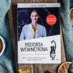 """Recenzja książki  """"Historia Wewnętrzna"""" Giulia Enders"""
